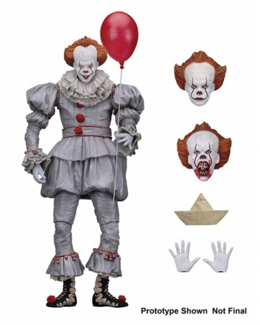 d6f97353407f Neca IT Pennywise I Love Derry - Japanworld
