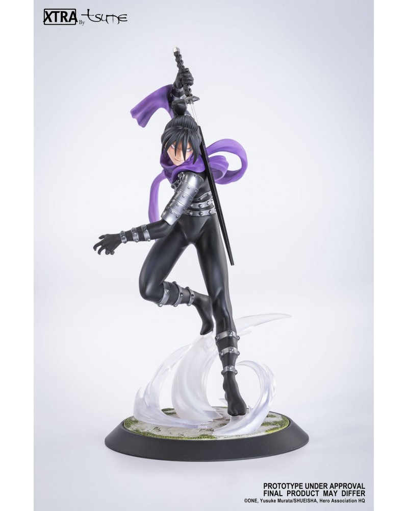 Tsume XTRA Figure One-Punch Man Speed-o'-Sound Sonic 1/10