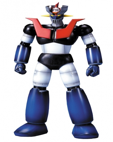 Bandai Super Robot Mechanic Collection Mazinger Z 16cm Plastic Model Kit